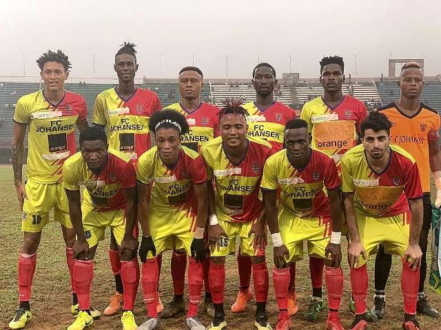 FC Johansen clinch first league victory with win over Edwards