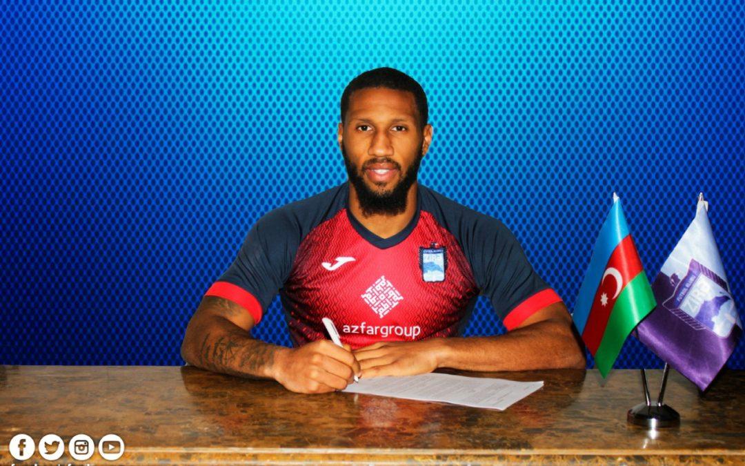 Defender Sesay signs in Azerbaijan for Zira FK