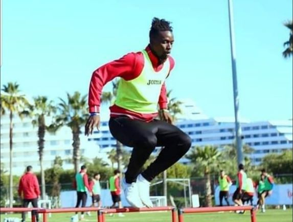 Hard work key to Keşla FK good form, says Kamara