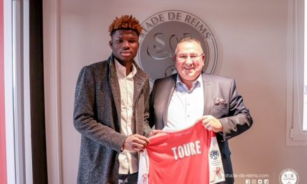 Promising Malian striker El Bilal Touré joins Stade de Reims
