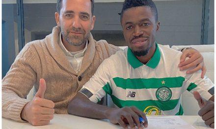 Ivorian footballer Ismaila Soro completes Celtic medical