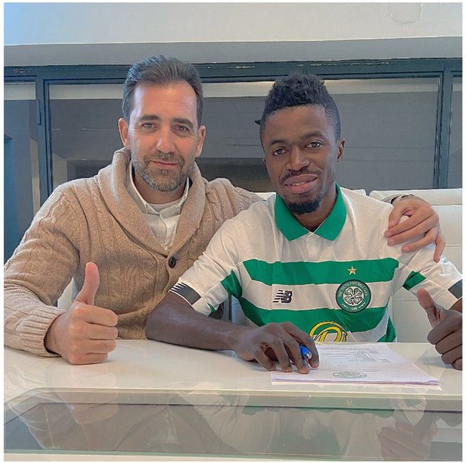 Ivorian footballer Ismaila Soro completes Celtic medical