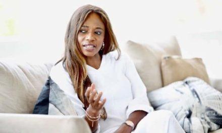 Johansen joins female leaders at Africa's World Football Summit