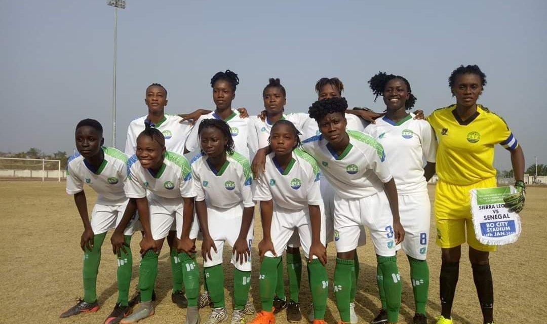 Sierra Leone U-20 women's suffer narrow defeat to Senegal