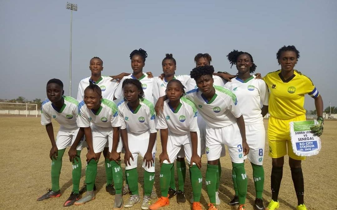 Sierra Leone U-20 women's suffer narrow defeat to Senegal