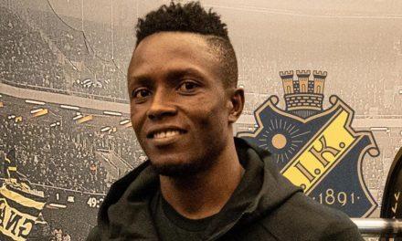 Suffian Kalolok set to play for AIK against Gif Sundsvall