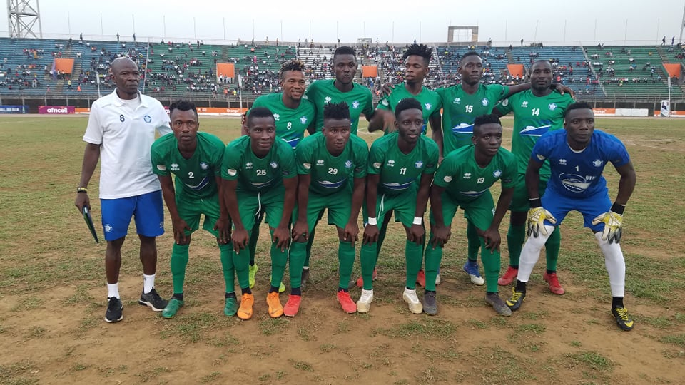Kallon go top of League after 2-0 win over Kamboi Eagles