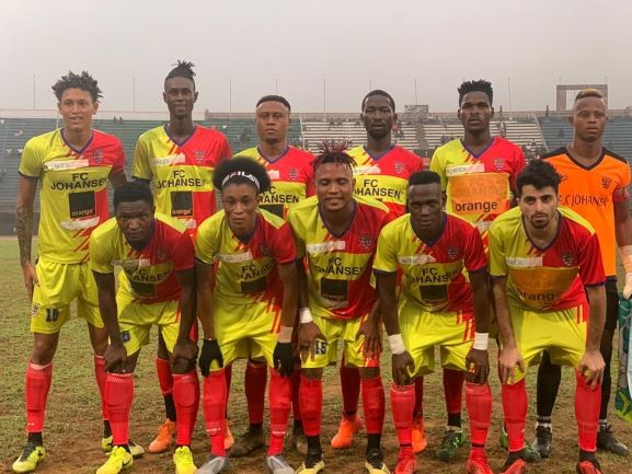 FC Johansen end Kamboi Eagles unbeaten run