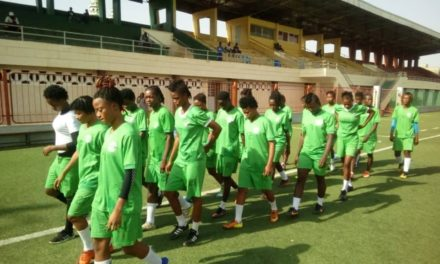 Young Sierra Queens out for revenge against Senegal