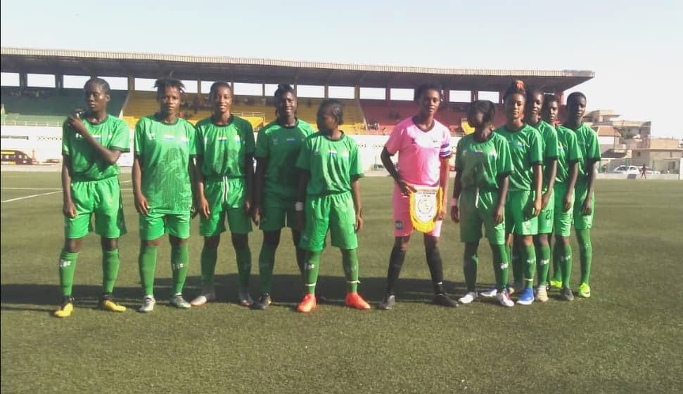 Sierra Leone eliminated after goalless draw in Senegal