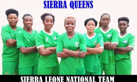 Sierra Queens to launch Wafu Women's tourney against Cape Verde