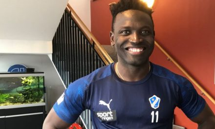 Alhassan Kamara joins Swedish superettan side Halmstad BK