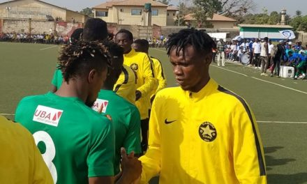Diamond Stars end FC Kallon's unbeaten run