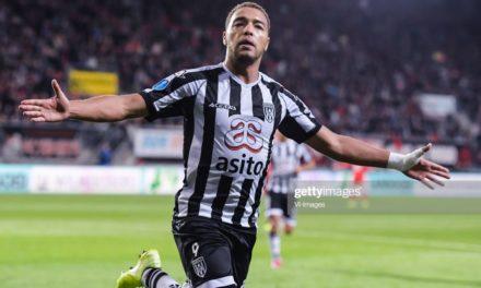 Dutch Eredivisie top scorerCyriel Dessersgets Nigeria call-up