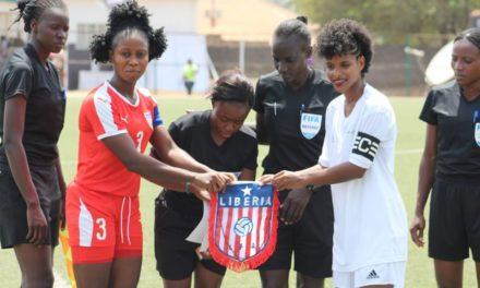 Liberia defeat Cape Verde to clinch Wafu bronze trophy