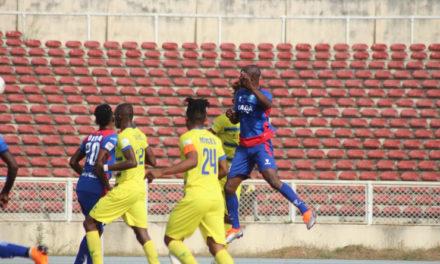 Nigeria football league fixtures suspended