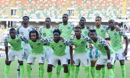 Iwobi, Iheanancho, Ehizibue named in Nigeria squad for Sierra Leone doubleheader
