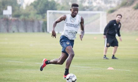Meet S/Leone native LA Galaxy II forward Williams