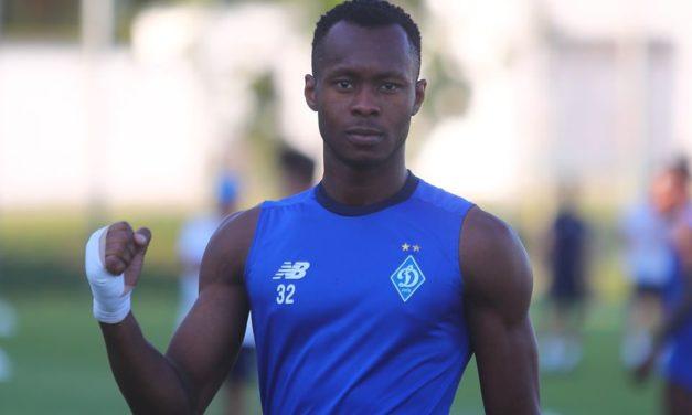 Bittersweet experience for Kargbo Jnr in first Dynamo Kiev start