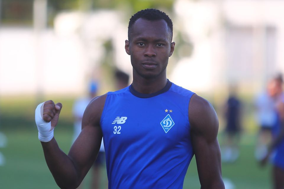 Bittersweet experience for Kargbo Jnr in first Dynamo Kiev start