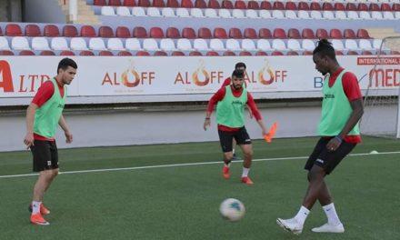 John Kamara's Keshla handed Europa League place