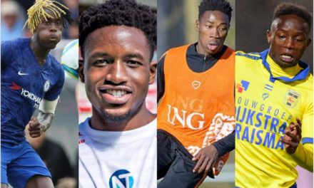 Key potential faces for the U23 & Leone Stars