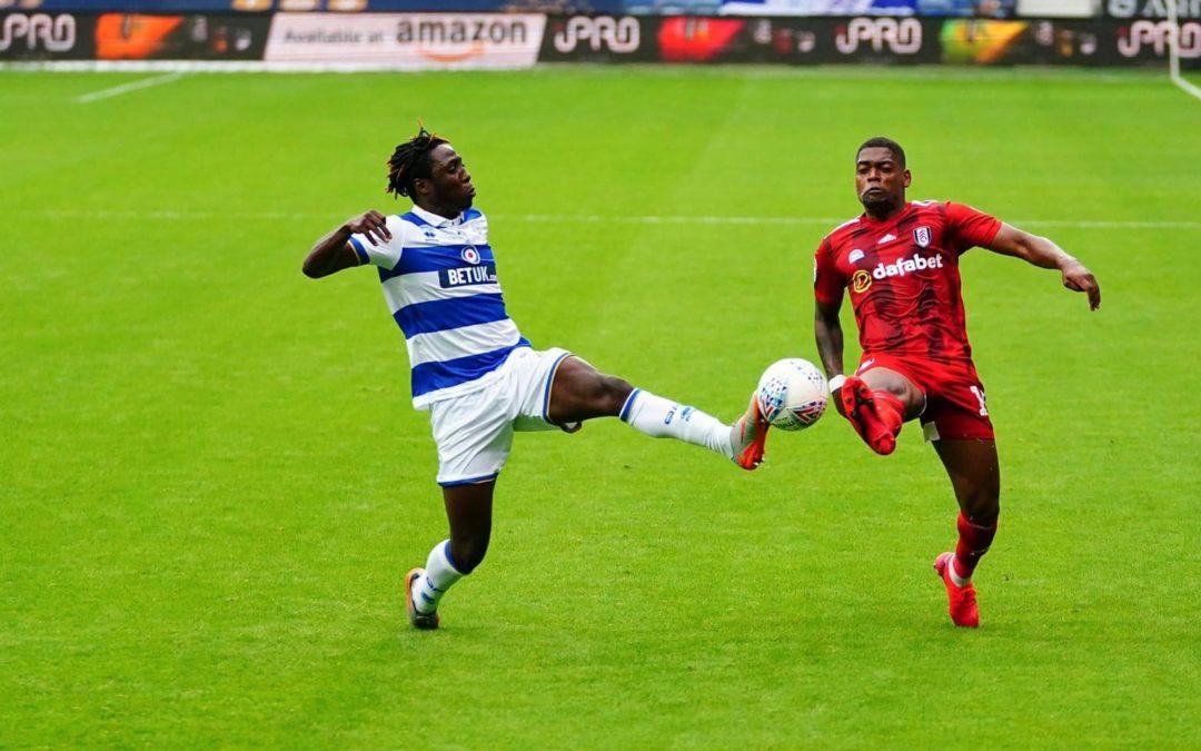 Warburton lauds Osman Kakay after first QPR's start