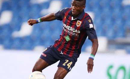 Sierra Leone's Kargbo looking forward to the 'biggest game of his career.'