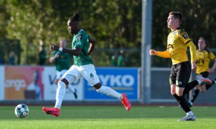 Kwame Quee nets opener in Breidablik Milk Cup win over Grótta