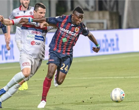 Serie C Playoff: Kargbo nets as Audace tightens noose for promotion