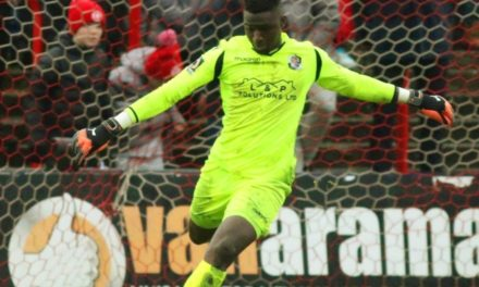 Sesay sees tricky Conference South knockout tie