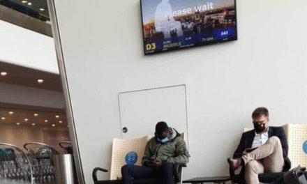Transfer News: AGF striker Mustapha Bundu spotted in Brussels