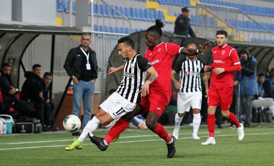 Laci to face Kamara's Kesla in Europa League first-round knockout