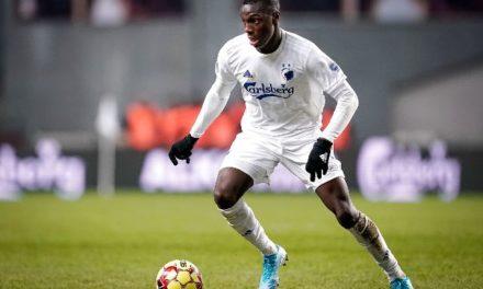 Striker Daramy named in Denmark U19 squad to face Germany