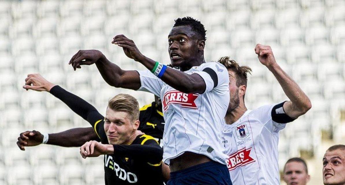 RSC Anderlecht complete striker Mustapha Bundu signing