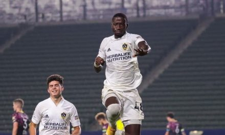 LA Galaxy II striker Williams targets double figures