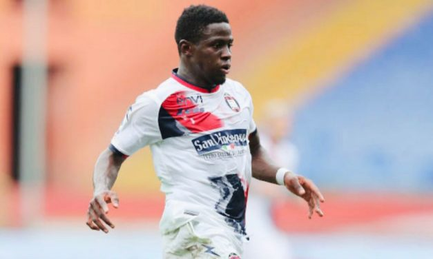 Augustus Kargbo makes Serie A debut as Genoa cruise to win