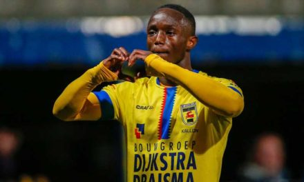 Attacking midfielder Kallon nets four goals in Cambuur big victory