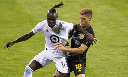 Minnesota boss Heath lauds Kei Kamara after debut defeat