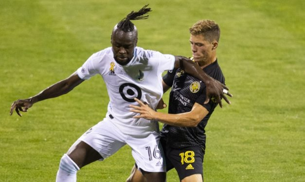Minnesota boss Heath lauds Kei Kamara after debut defeat