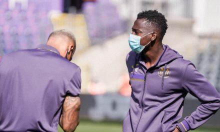 Mustapha Bundu makes winning Anderlecht debut