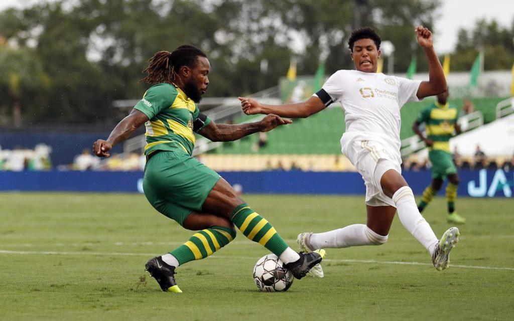 Dumbuya set to face former club Phoenix Rising in USL final