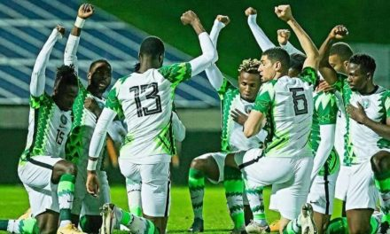Victor Osimhen, Musa & Etebo in Nigeria squad for Sierra Leone