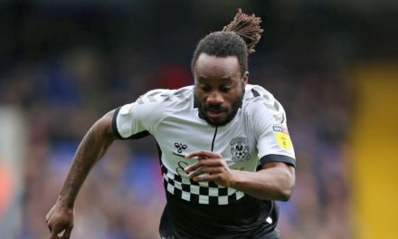 New Coventry City deal for Sierra Leone's Fankaty Dabo