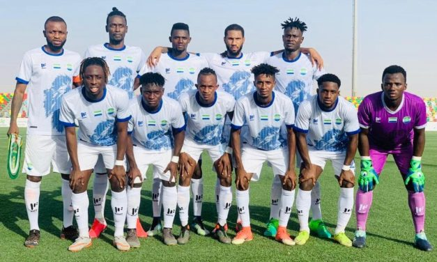 Hassan Koroma marks S/Leone debut with goal in friendly defeat