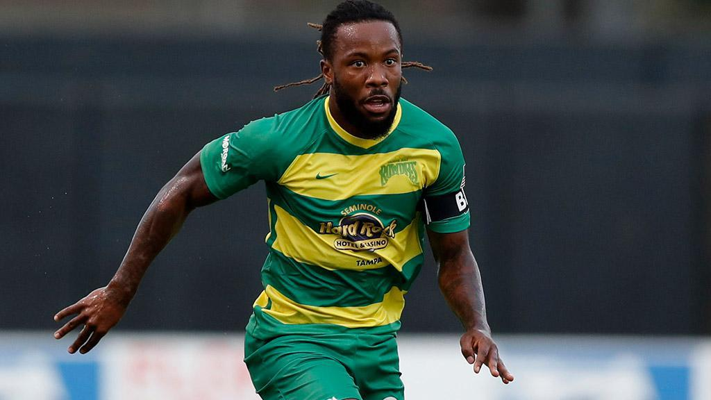 Mustapha Dumbuya's Rowdies eye USL Championship title