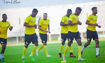 AFCON: Benin Squirrels out to close gap in Group L