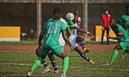 AFCONQ: Sierra Leone and Nigeria share spoils in Freetown