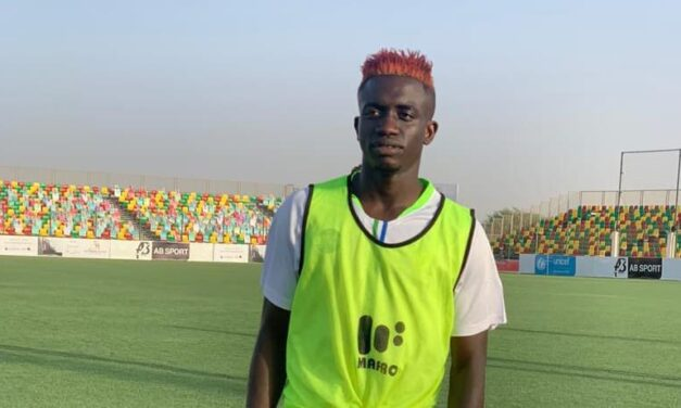 Attacker Samadia thrilled with new Israel adventure