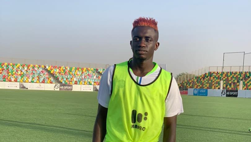 Breaking: Kallon starlet Emmanuel Samadia joins Hapoel Tel Aviv on trial